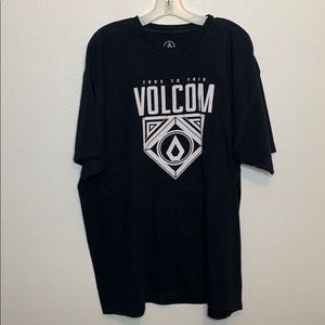 Volcom Men's Black T-shirt